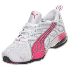 Before a workout ~  #workout, #runningshoes, Puma Running Shoes