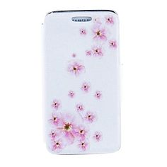 Kinston Plum Blossom Pattern PU Leather Full Body Case for Samsung S5 I9600 – EUR € 7.99