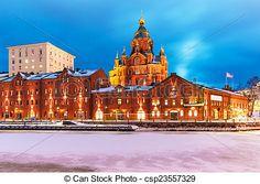 Zbiory Zdjęć - Zima, Helsinki, Finlandia  - zbiory obrazów, obrazy, fotografie royalty free, zbiory fotografii, zbiory zdjęć, zbiór fotografii, obrazy, zdjęcia, grafika, grafiki