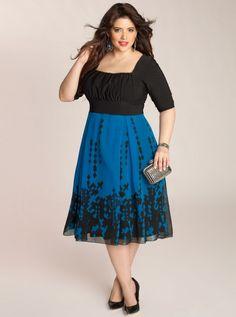 Averie Plus Size Dress | VogueMagz : VogueMagz