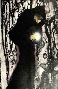 Joan Aiken and Jan Pienkowski's A foot in the grave