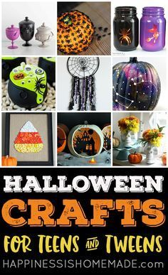 Halloween Basteln Teenager.Easy Halloween Crafts For Teens Perfect For Teenagers Older Kids And Adults Diy Halloween Decoratio Basteln Mit Teenager Halloween Halloween Selber Machen