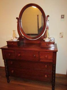 NET: Davis Cabinet Dresser Cumberland Valley