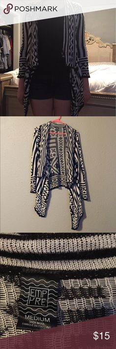 Empyre Tribal Cardigan Worn a few times, excellent condition. Empyre Tops
