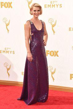 Emmys 2015: Claire Danes in Prada