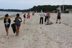 Teens, earn 2 community service hours & clean-up West Meadow Beach! Wednesday, July 15 AND/OR August 5, 9:00 - 10:30am Must be at least 12 years old, complete a volunteer application, and must be accompanied by an adult (carpooling is permitted and encouraged and we'll be working in groups of approximately 5. One adult per group.) Register at emmaclark.org.