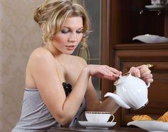 Prawie jak ceremonia parzenia herbaty.