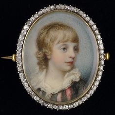 Portrait miniature of Sir George John, Earl Spencer - Richard Cosway RA by Angelica Kauffmann, R. John Smith, Miniature Portraits, Miniature Paintings, Angelica Kauffmann, Spencer Family, Painting For Kids, Portrait Art, 18th Century, Images