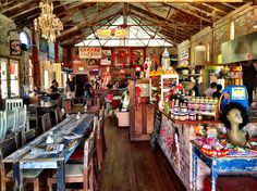 Diesel & Creme - Barrydale Souvenir Store, Idaho, Places Ive Been, Trek, Street View, Around The Worlds, Boutiques, Diesel, Antique