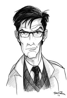 Doctor Who #10 - David Tennant by thecommonwombat.deviantart.com on @deviantART