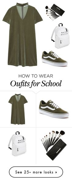 """""""click clack to the bang bang"""" by emily-caatt on Polyvore featuring MANGO and Vans"""