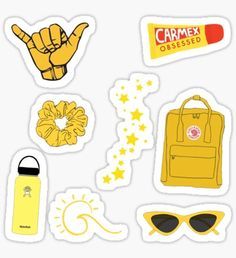 The Flying Graysons Classic T-Shirt Yellow Things yellow vsco stickers - # Tumbler Stickers, Phone Stickers, Cool Stickers, Printable Stickers, Hydro Flask Stickers, Homemade Stickers, Red Bubble Stickers, Wallpaper Stickers, Aesthetic Stickers