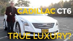 2017 Cadillac CT6 In Depth Review | DGDG.COM Cadillac Ct6