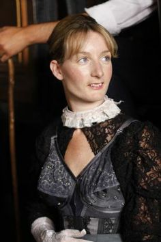 Rebecca Hutton, cast as Patience Teague.