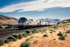 See the national parks in a whole new light with these train trips.