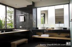 浴室, 蜜月套房