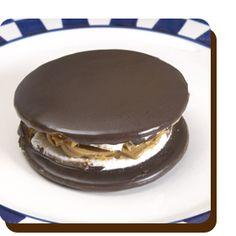 Chocolate & Peanut Butter MoonPie