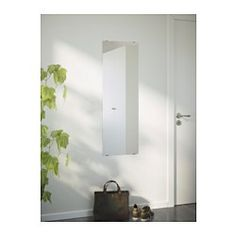 IKEA - MINDE, Mirror,  , , Can be hung horizontally or vertically.Safety film  reduces damage if glass is broken.Can be used in high humidity areas.