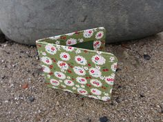 Individually designed and handmade, these unique card holders are ideal for London Oyster Cards, bus passes and bank cards. Finished with a cotton feel and two transparent windows inside, these pretty (yet useful) card holders are the perfect accessory.  Price: 5.99