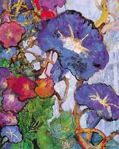 Patricia Nix - Consider The Lilies III