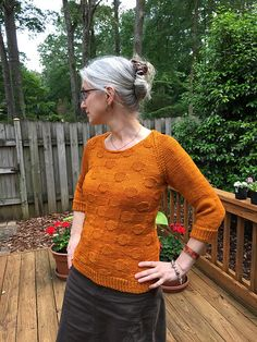 Happiness Is by Alicia Plummer | malabrigo Rios in Sunset