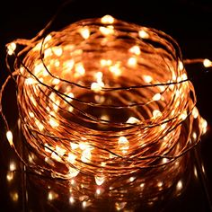 HAHOME Waterproof Led String Lights,33Ft 100 LEDs Indoor and Outdoor Starry Lights with Power Supply for Christmas Wedding and Party Decoration,Warm White HAHOME http://www.amazon.com/dp/B00FZSQN30/ref=cm_sw_r_pi_dp_rIQlwb1THEPJS