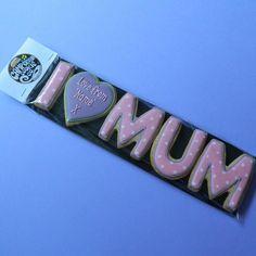 I ♥ MUM Cookie Pack
