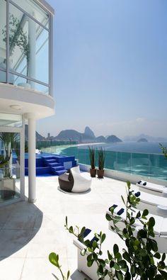 Penthouse in Rio de Janeiro, brazil