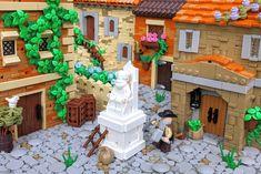Da Vinci Inventions, Brick Architecture, Lego Castle, Lego Moc, Cool Lego, Legos, Lego Stuff, Sculpture, Spirit