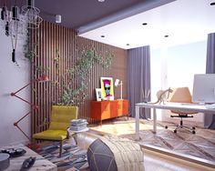 Квартира для молодого человека фото, Москва   Миносьян Екатерина Романовна