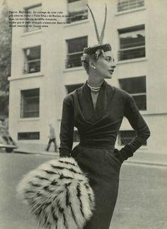 1953 Pierre Balmain