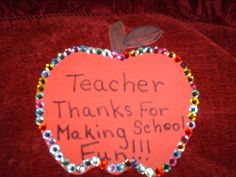 Give your child's teacher a gift from the by CelestialStudio13, $6.00 Make School, Your Child, Teacher Gifts, Magnets, Crafts For Kids, Handmade Jewelry, Birthday Cake, Children, How To Make