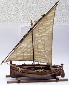 Driftwood Wall Art, Driftwood Projects, Driftwood Sculpture, Wooden Model Boats, Wooden Boats, Birch Bark Crafts, Sailboat Decor, Deco Marine, Model Ship Building