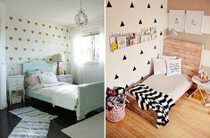 Veja 5 ideias baratinhas de decoração para o quarto! É justamente sobre isso que vamos falar hoje, sobre maneiras baratinhas de mudar o quarto!