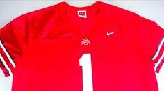#Nike Team #OhioState #Buckeyes #1 Football Jersey Womens M/L Braxton Miller #OSU http://www.ebay.com/itm/-/291548763901?roken=cUgayN&soutkn=pT4EDz #bogo #big10 #ohiost