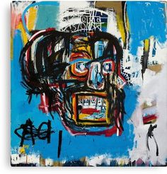 sometimes-now: So powerful Jean Michel Basquiat. sometimes-now: So powerful Jean Michel Basquiat. Jm Basquiat, Jean Michel Basquiat Art, Graffiti, Pablo Picasso, Andy Warhol, Augustin Lesage, Basquiat Paintings, Most Expensive Painting, Street Art