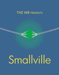 Smallville (2001–2011) ~ Minimal TV Series Poster by Ellery L