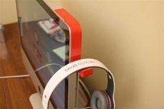 Very Inspirational DIY Headphone Stand Ideas diy headphone stand, simple diy headphone stand, diy headphone stand pvc. More Inspirations CLICK HERE! #headphone #handsfreestand #headphoneholde