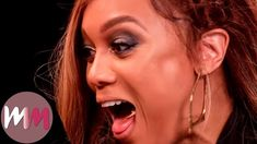Top 10 Best Tyra Banks Moments Top 10 Best Tyra Banks Moments