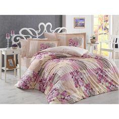 Dose Of Modern Rachele - Dusty Rose Poplin Double Quilt Cover Set - Dusty Rose Beige Cream Decor Interior Design, Interior Decorating, Double Quilt, Quilt Cover Sets, Dusty Rose, Poplin, Color Schemes, Duvet Covers, Beige