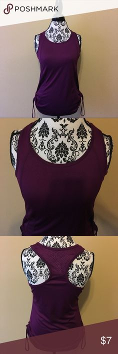 Bungee Tank by Danskin Purple Bungee Tank by Danskin ~ Active Wear ~ Medium (8-10) ~ Brand New Danskin Now Tops Tank Tops