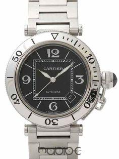 Cartier PASHA SEA-TIMER W31077M7