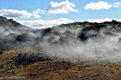 Krafla - Islanda