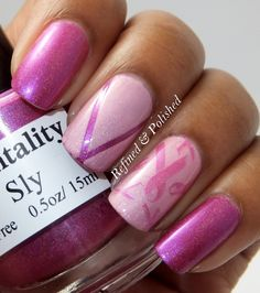 Breast Cancer Awareness ~ Mentality Sly & Duchess » Refined & Polished