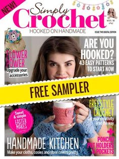 Simply Crochet Issue 2
