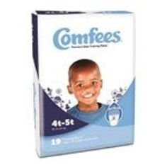 ATTENDS Youth Training Pants Comfees Pull On 4T-5T Disposable (#CMF-B4, Sold Per Case) Review