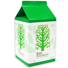 Milk Carton Sweet Boxes - From £1.80