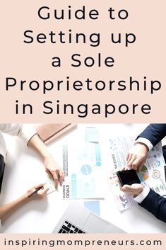 A Sole Proprietorship is the simplest business entity to set up in Singapore.  Read on for more advantages and disadvantages of a Sole Proprietorship in Singapore.  #soleproprietorshipsingapore #setupcompanyinsingapore #bestsingaporecompanyregistrationservice #WLPGroup Business Goals, Business Names, Starting A Business, Business Tips, Singapore Business, Sole Proprietorship, Decision Making, Insight, Reading