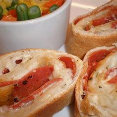 Pepperoni Bread - Allrecipes.com