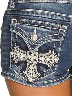 I want some miss me shorts for summmmmmer!!